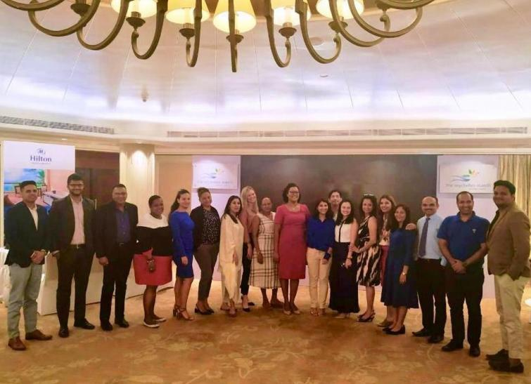 Seychelles Tourism Board strengthens its outreach in India with three-city roadshow