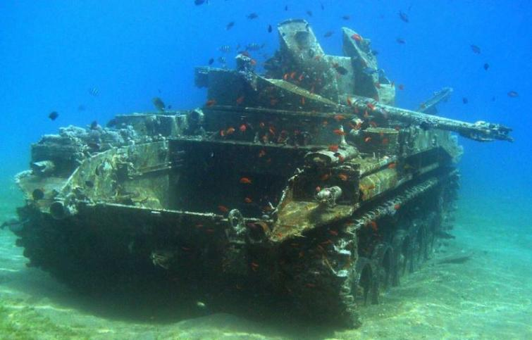 Jordan unveils its Underwater Military Museum in Aqaba