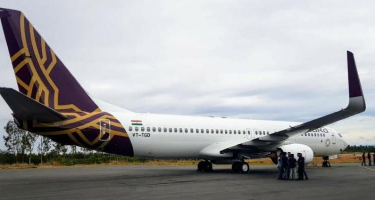 Vistara begins flight to Jodhpur