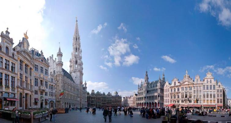 Brussels: On the trail of Art Nouveau, waffles and Tintin