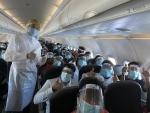 GoAir repatriates 37,990 stranded Indians, clocks more than 200 international charter flights