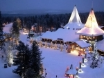 Santa Claus' Finnish homeland Rovaniemi decides to go sustainable to counter climate change