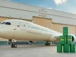 Etihad Airways inaugurates pioneering 2020 Ecodemons Tractor aircraft