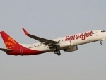 SpiceJet operates its maiden long-haul charter flight from London
