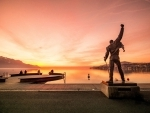 A trip down memory lane to Freddie Mercury's life in Switzerland's Montreux on his 74th birthday