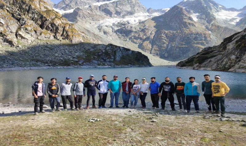 Jammu and Kashmir: NGO Wath Haawuk conducts trek to Tulain Lake