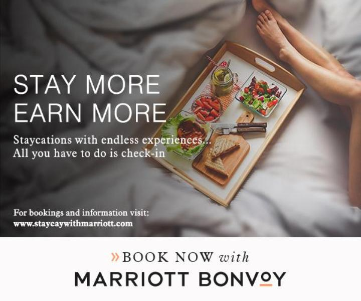 Marriott International staycation offers in India: Valid till Dec 31 for bookings by Oct 30