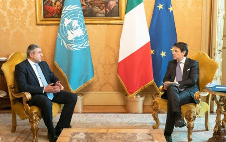 UN World Tourism Organization marks reopening of tourism in Europe with official visit to Italy