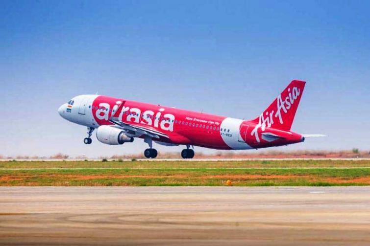 AirAsia India resumes In-flight food & beverage service