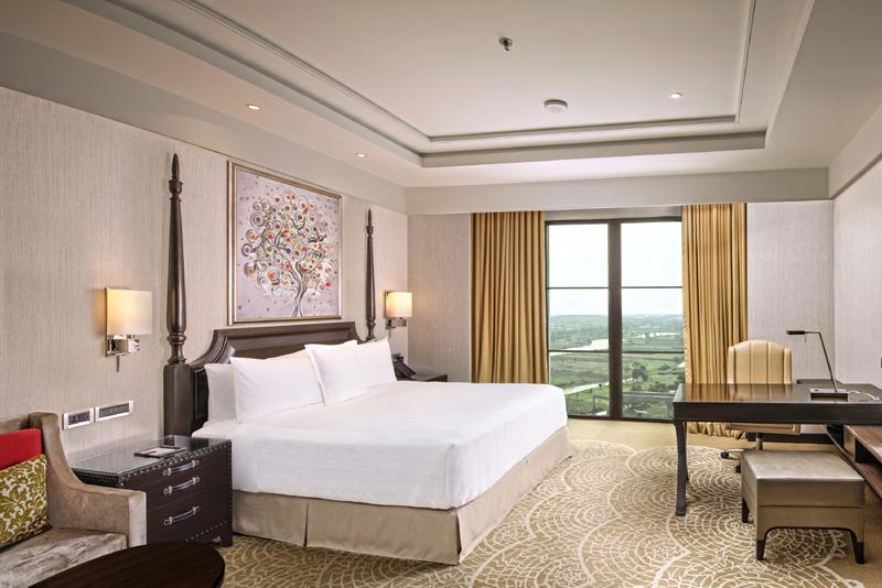 Kolkata residents can book a staycation at ITC Royal Bengal this festive season