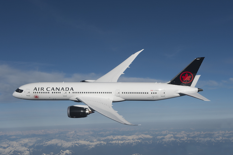 Air Canada reroutes flights to avoid Iraq airspace after attacks