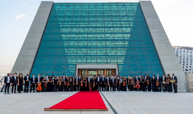 Ankara's New Presidential Symphony Orchestra Concert Hall opens doors as world-class music venue
