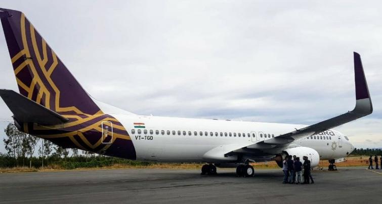 Vistara operating flight between Delhi-Dhaka