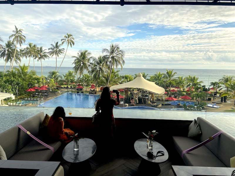 Image: Views from Amari Galle