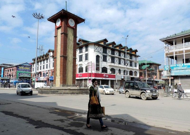 CCIK delegation meets Director Tourism Kashmir
