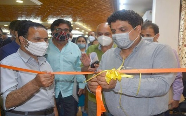 Video conference facility opened at Directorate of Tourism, Kashmir