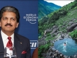 Industrialist Anand Mahindra picks unknown Himalayan pool on the travel bucket list