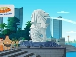 """The Singapore Tourism Board, in partnership with Voot Kids, presents """"Chhota Bheem – Adventures in Singapore"""""""