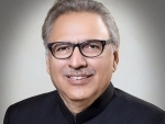 Religious tourism can expand Pakistan-Sri Lanka ties: Pakistan president