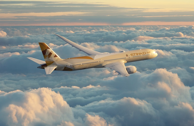 Etihad Airways extends its 'Verified to Fly' travel document initiative globally