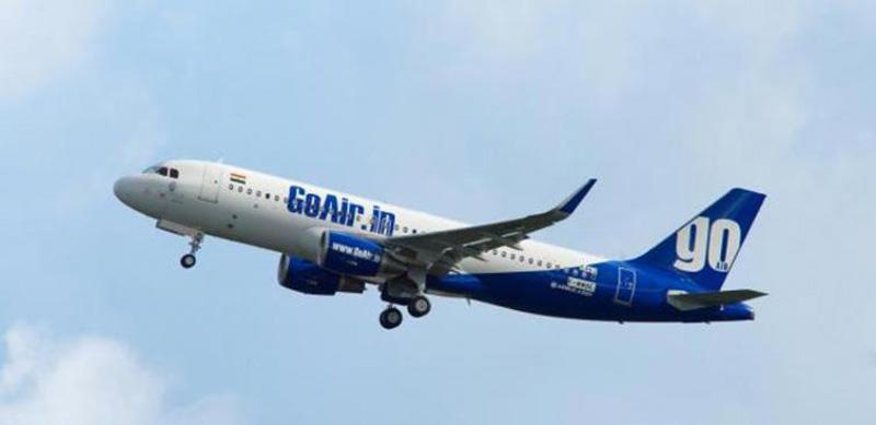 Go Air successfully trials first Srinagar-Delhi night flight