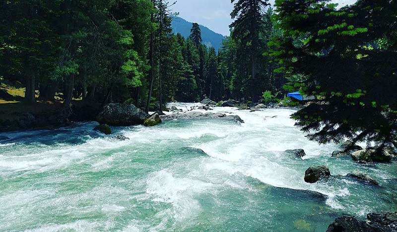 Jammu and Kashmir: Pahalgam witnessing slow rise in tourist numbers