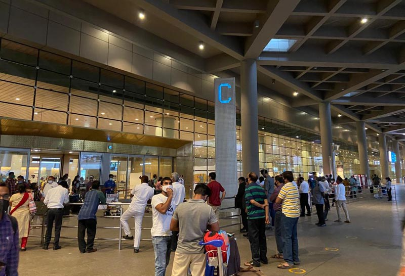 India's DGCA reminds airports to strictly implement COVID-19 containment protocols