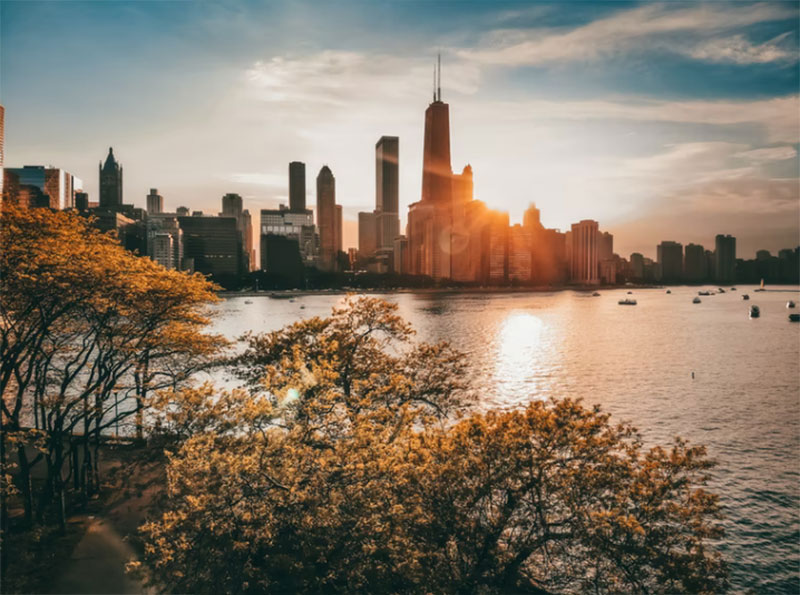 Chicago again wins USA's Best Big City award by readers of Conde Nast Traveler