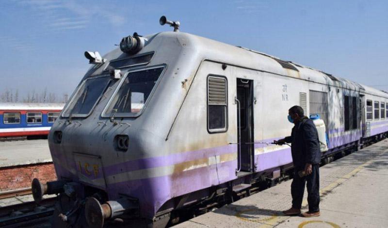 Jammu and Kashmir: Baramulla–Banihal railway line to be electrified