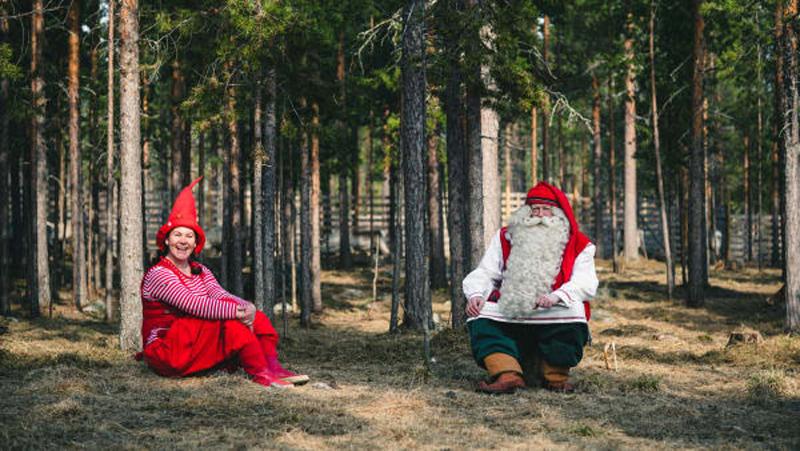 Spring arrives in Santa hometown, Finnish Lapland awaits a summer full of fun activities