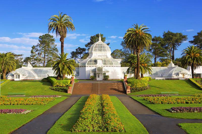 Golden Gate Park / San Francisco Travel Association.
