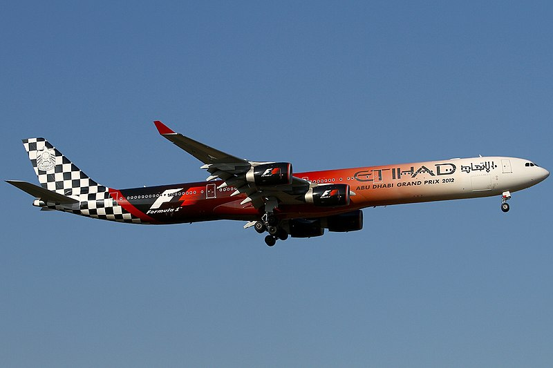 Etihad Airways stops flights from India to UAE till further notice