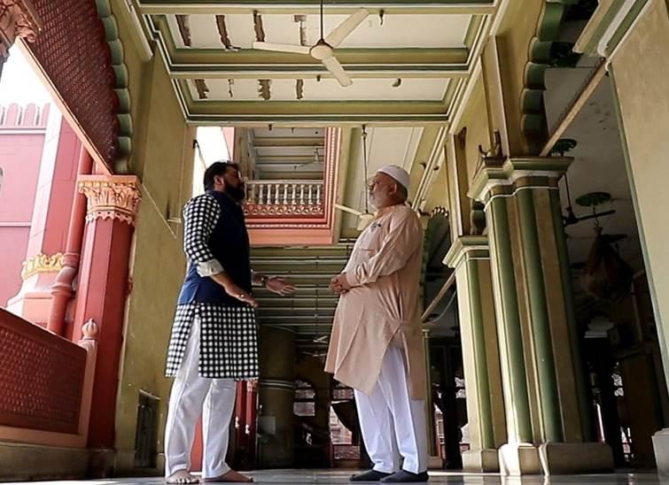 Talwar Talks revisits Nakhoda Masjid of Kolkata