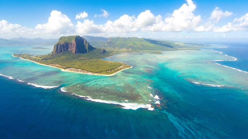 Mauritius will open for international travel on July 15