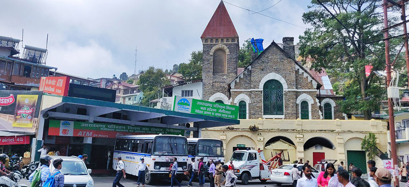 Covid19: 8,000 tourists headed to Nainital and Mussoorie sent back by Uttarakhand Police