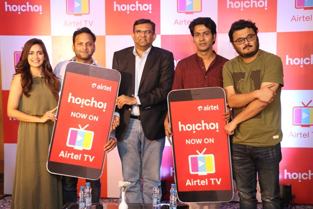 Airtel and hoichoi partner to bring exciting hoichoi content