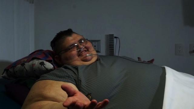 Fattest human in the world