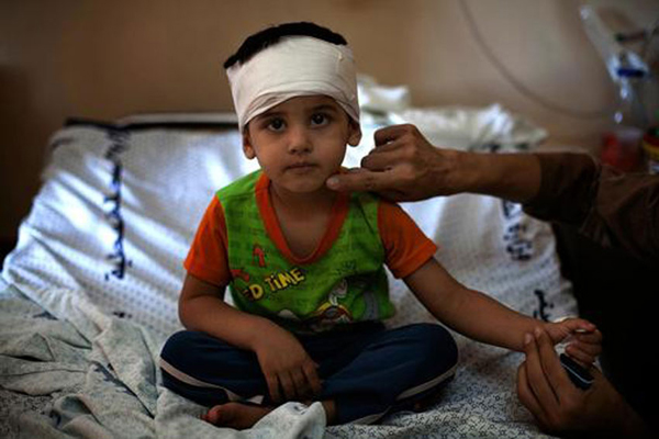 Gaza: Ban confers with world leaders, stresses importance of durable ceasefire