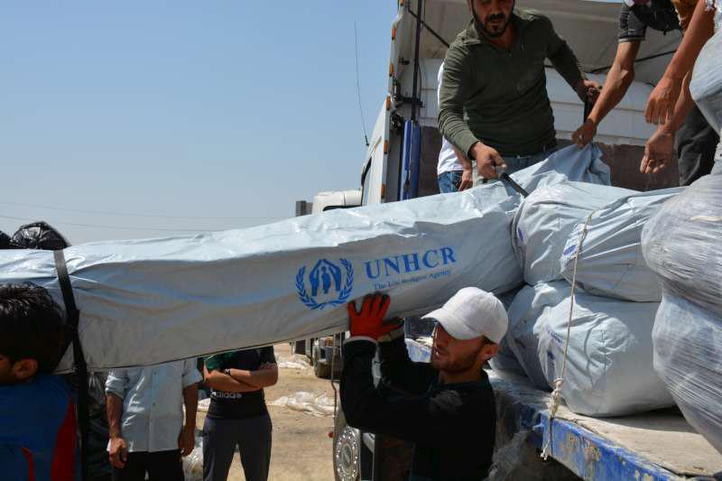 Iraqi civilians suffering 'horrific' persecution, ethnic cleansing: UN rights chief