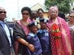 UN Women chief visits girls' school in Nigeria