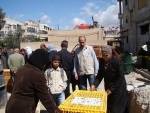 UN concerned over drought impact on crops in Syria