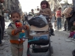 Syria: Palestinian students allowed to leave Yarmouk camp