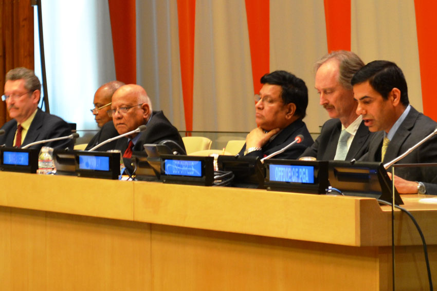 UN seeks high-level participation in conference on LLDC