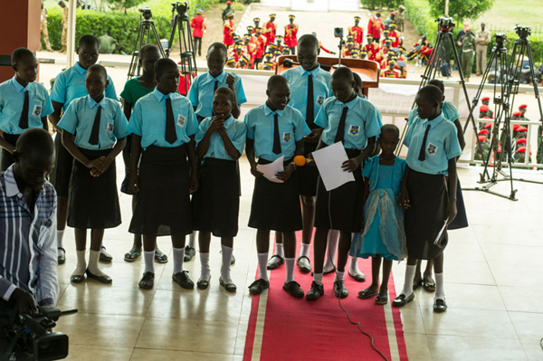 South Sudan: UN officials welcome launch in of campaign to end use of child soldiers