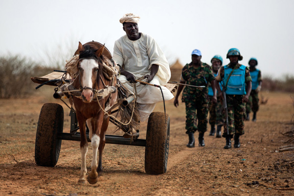 Ban 'deeply troubled' by findings of review of allegations of misreporting by joint Darfur Mission