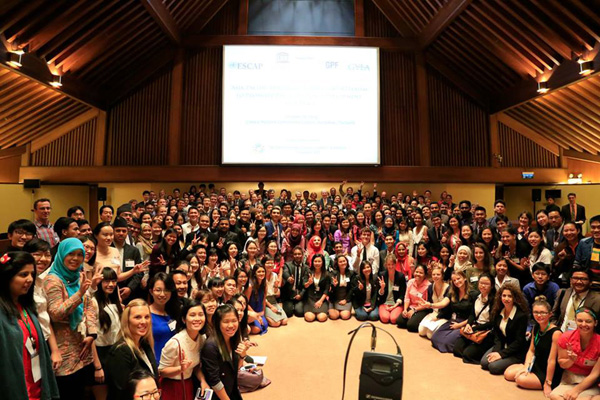 UN Asia-Pacific forum helps foster youth volunteerism to counter unemployment