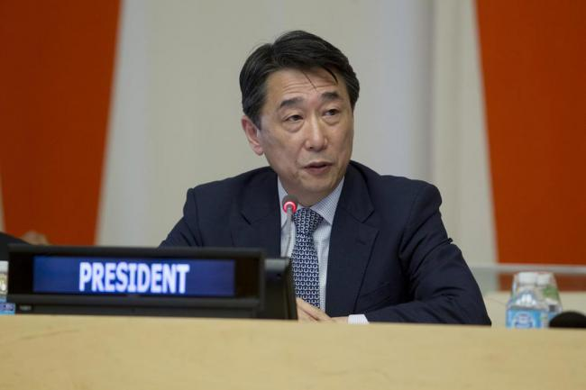 Incoming President says main UN economic and social body must evolve