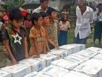 Myanmar: UN relief official pledges support as more rains forecast