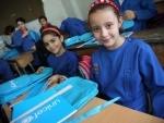 UN envoy unveils plan to get 1 million Syrian children in school in 21 days