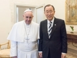 Ban hails Papal Encyclical spotlighting climate change as critical 'moral issue'